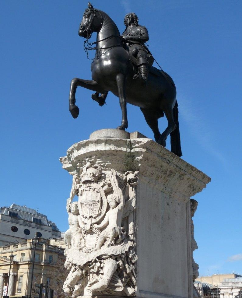 Памятник Карлу I