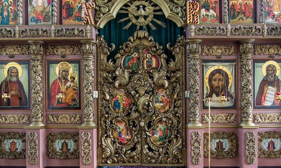 Иконы Высоко-Петровского монастыря