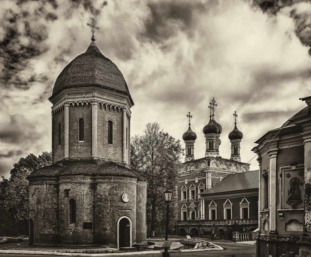 Собор святителя Петра 19 век