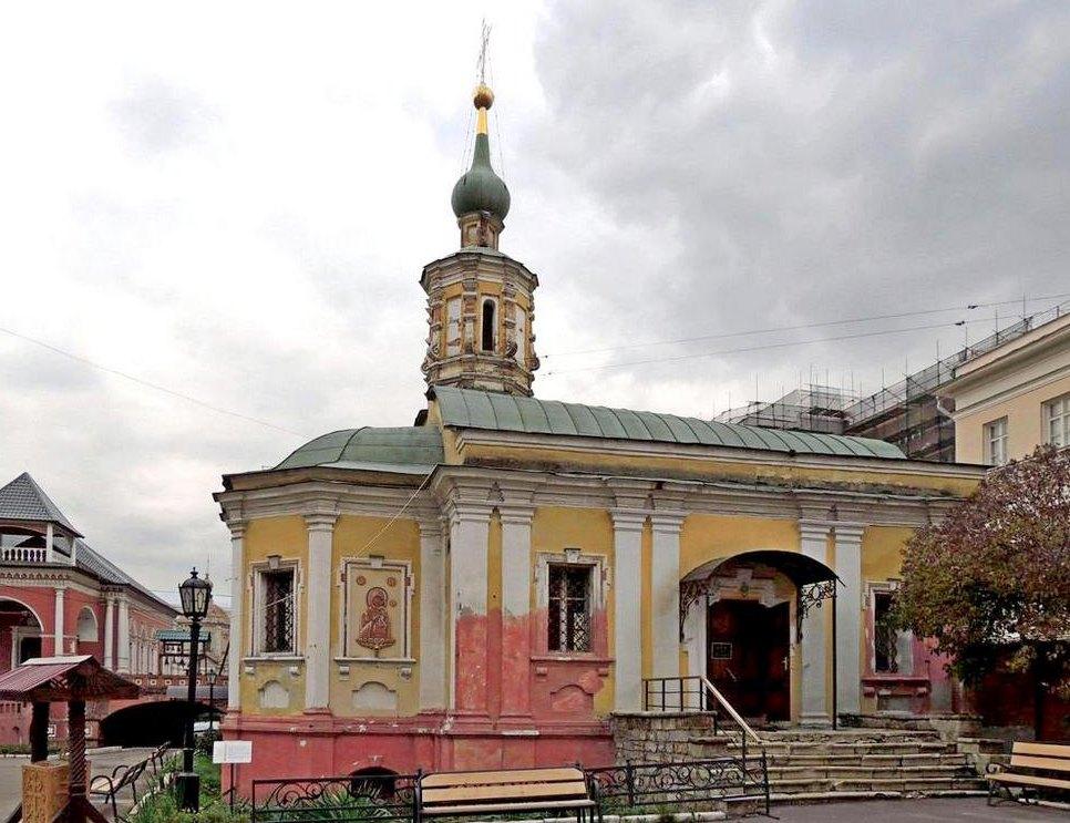 Храм Толгской иконы Божьей Матери