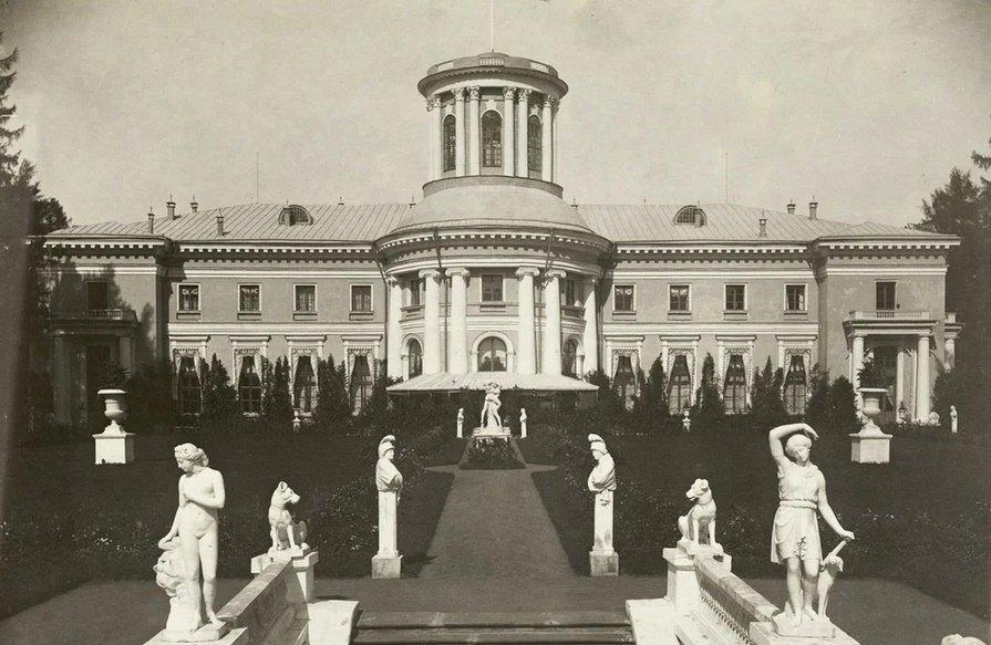 Конец 19 века, архивное фото