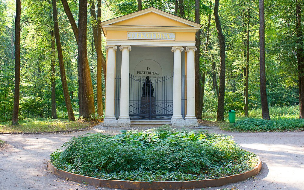Храм-памятник Екатерине II