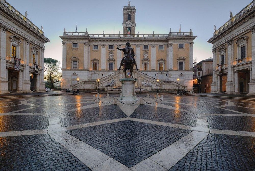Капитолий Микеланджело
