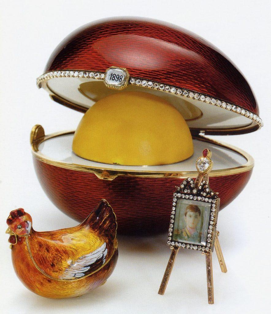 Яйцо «Курочка»
