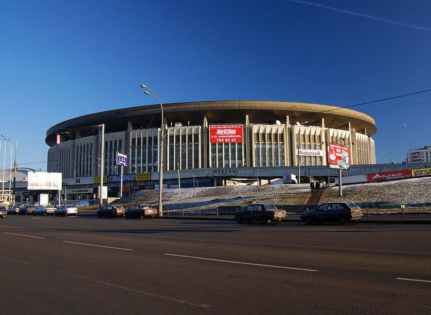 Крытый стадион
