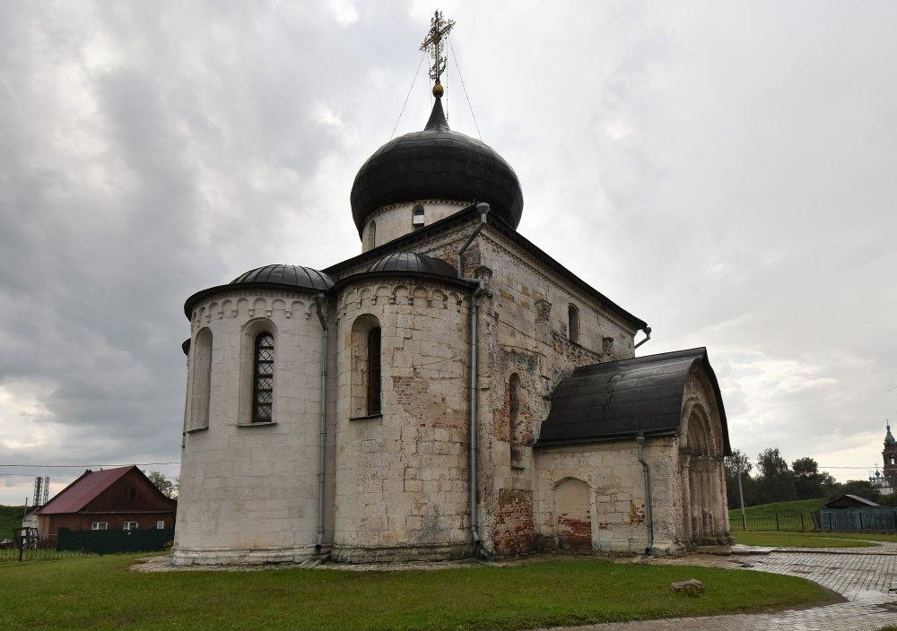 Георгиевский собор признан объектом культурного наследия