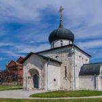 Георгиевский собор в Юрьеве Польском