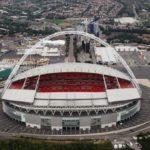 Стадион «Уэмбли» в Англии