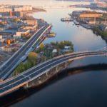 Мост Бетанкура в Санкт-Петербурге