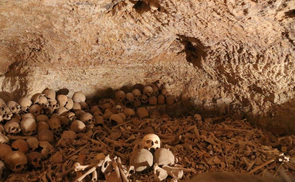 Пещера Вифлеемских младенцев