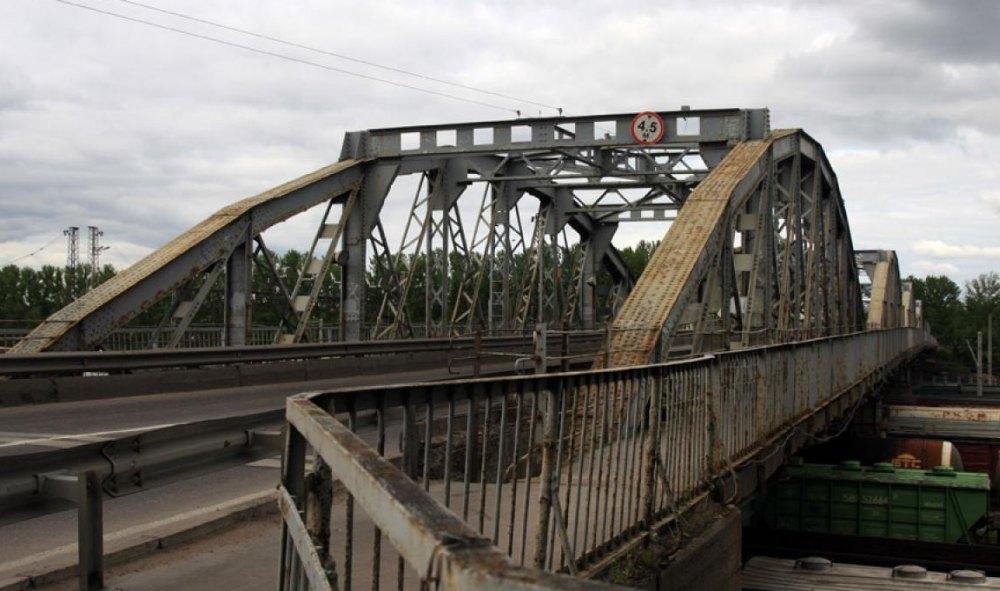 Мост нуждается в реконструкции
