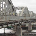 Цимбалинский мост в Санкт-Петербурге