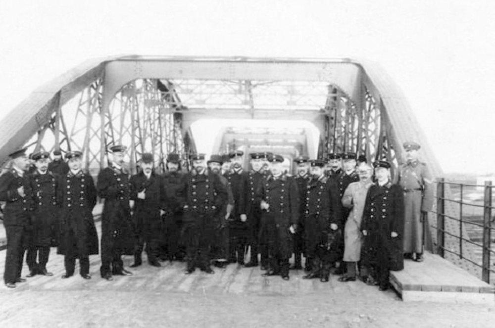 Открытие 1910 году