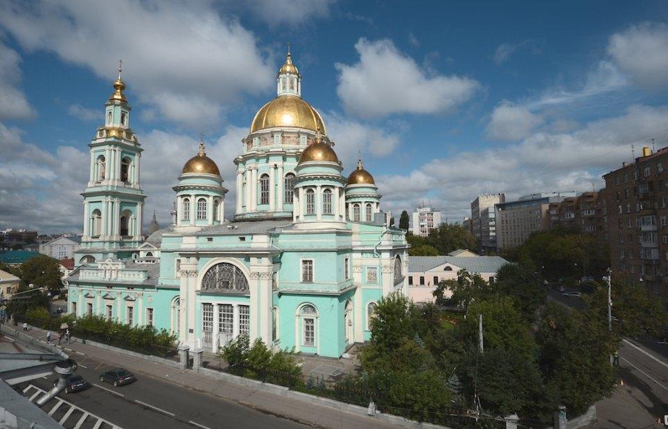 Елоховский храм сегодня