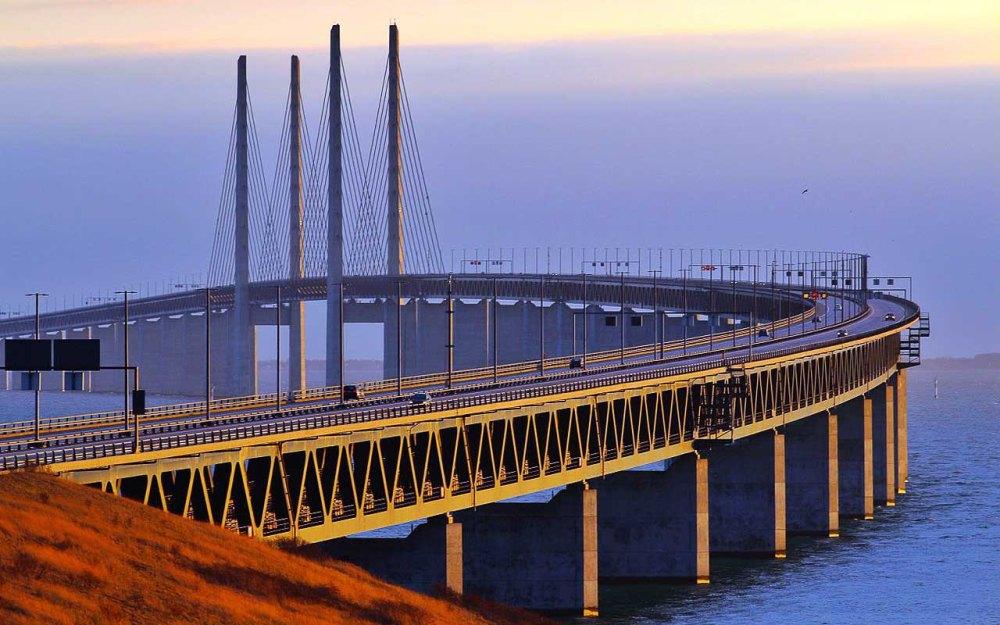 Мост является вантовым