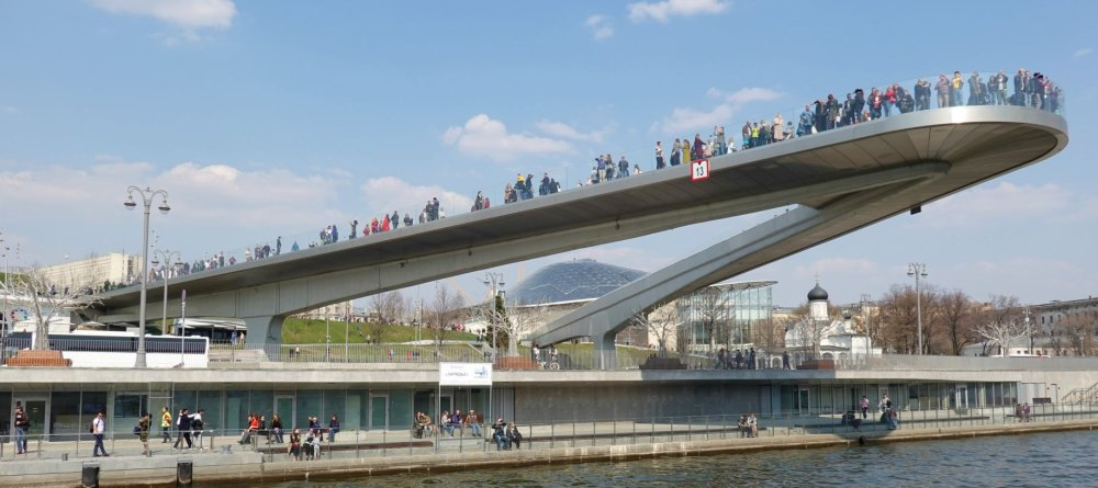 Мост никуда не ведет