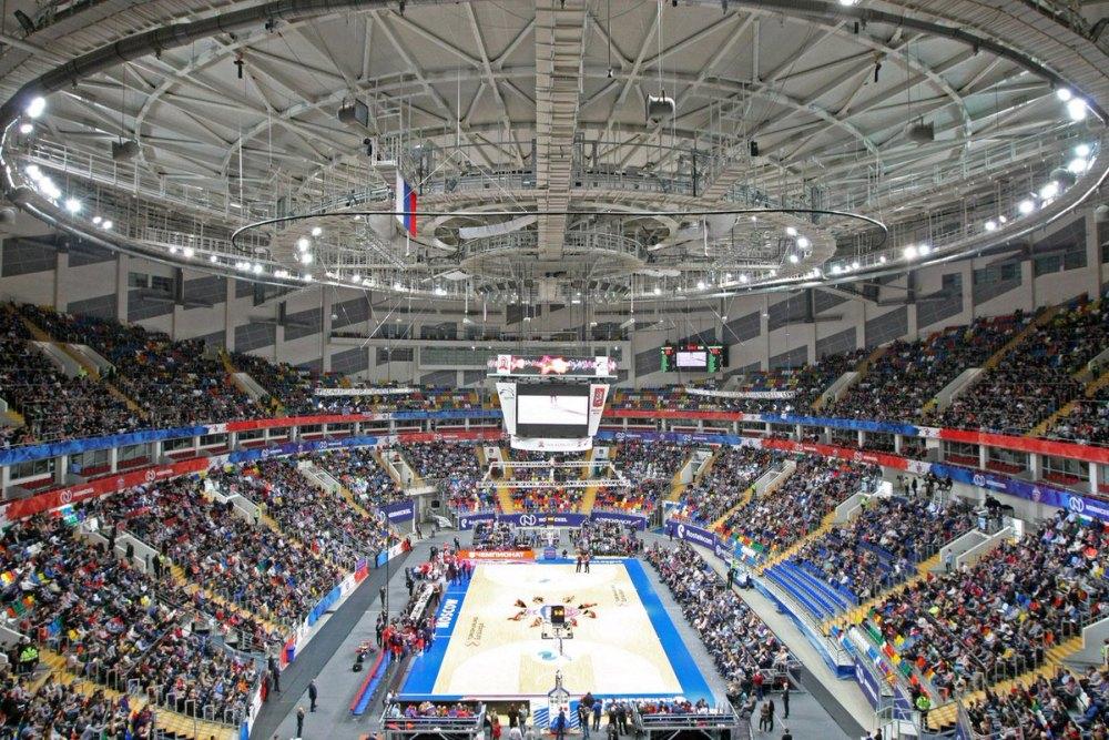 Универсальный спортивный дворец
