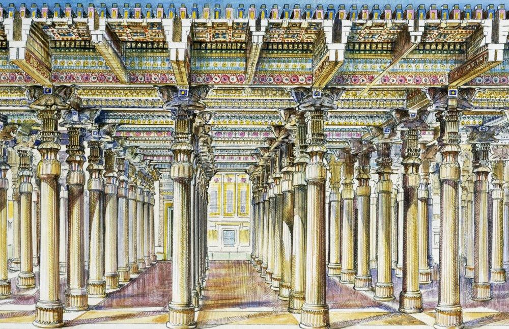 Стоколонный зал