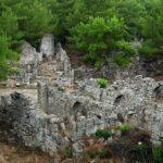 Фазелис – античный город в Турции