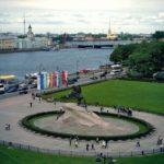 Сенатская площадь в Санкт-Петербурге