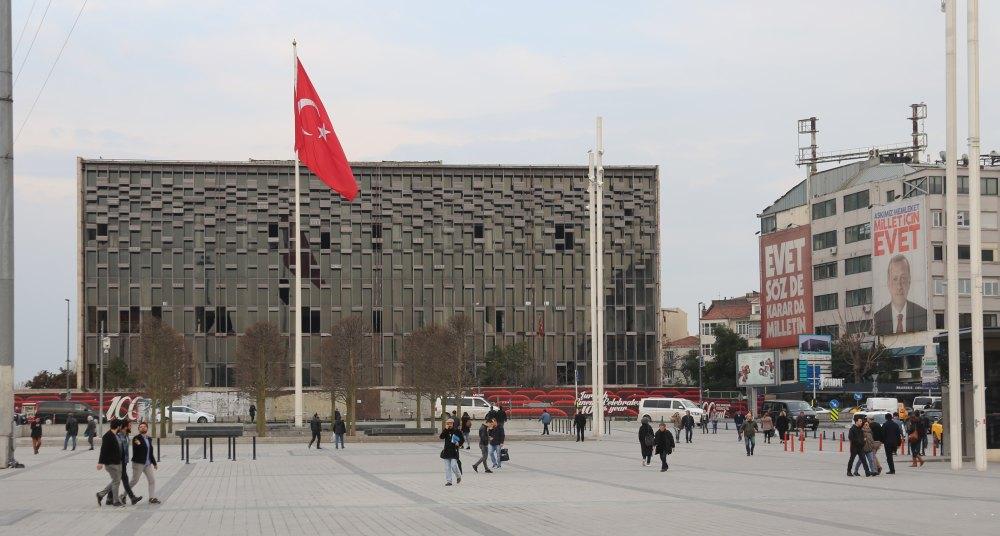 Культурный центр им. Ататюрка