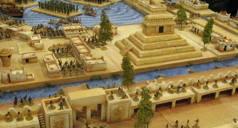 К началу XVI века Теночтитлан был крупнейшим городом на планете