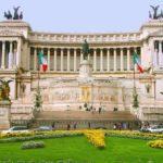 Монумент Витториано в Риме