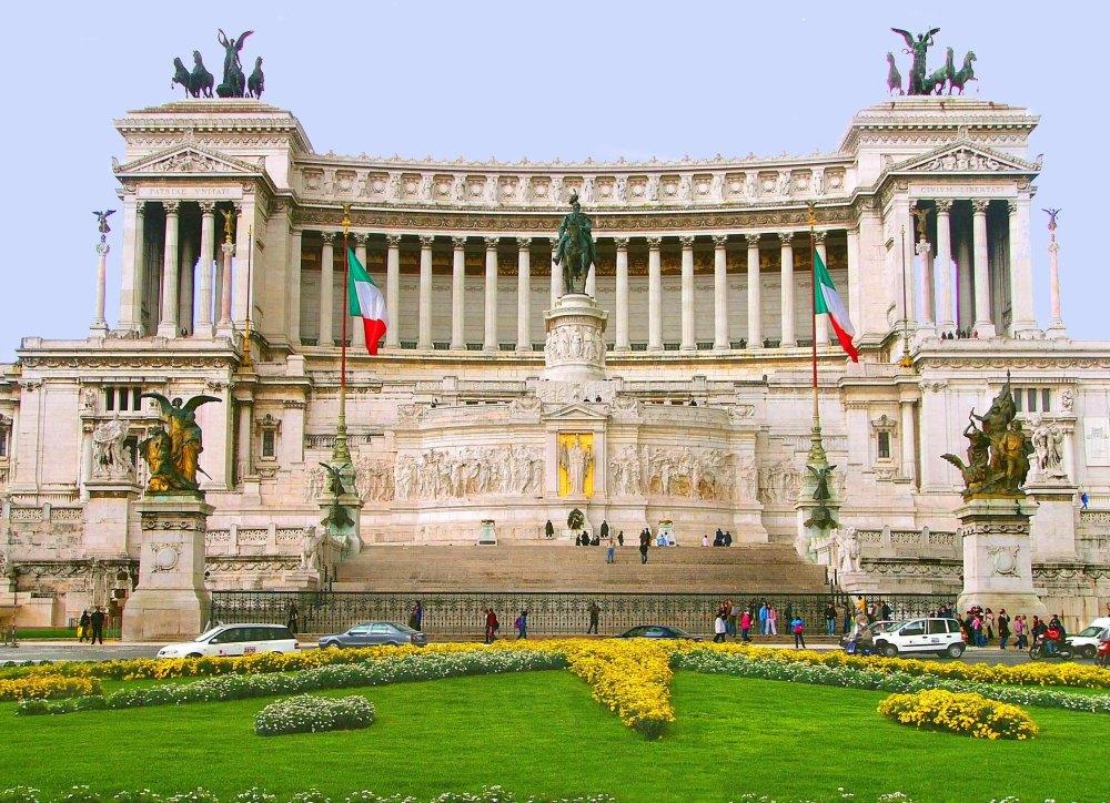 Витториано – монумент независимости Италии
