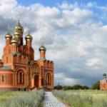 Ачаирский монастырь в Омске