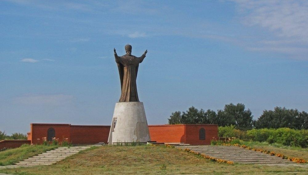 Статуя Святого Николая Чудотворца