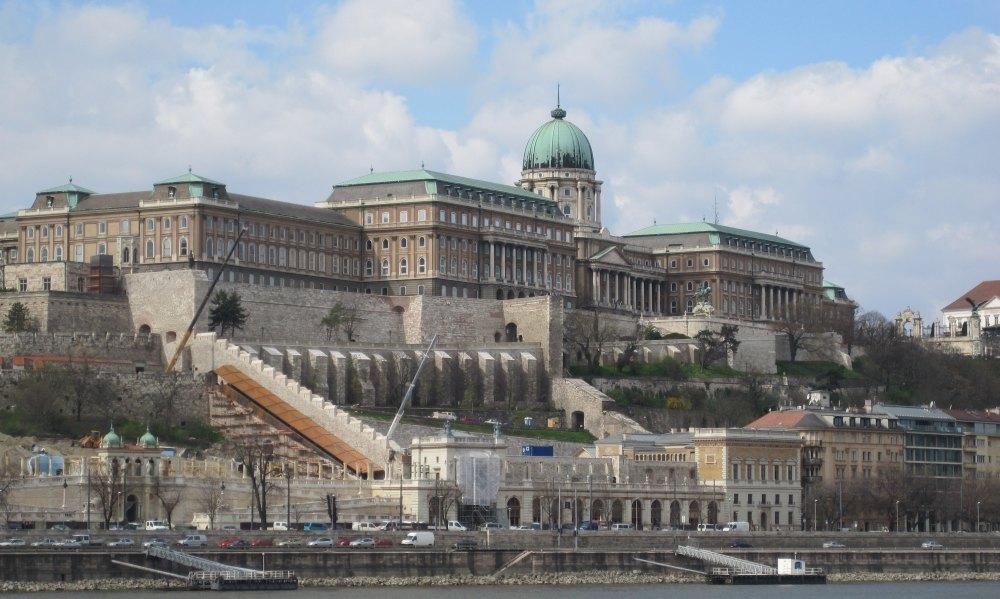 Будайская крепость и дворец
