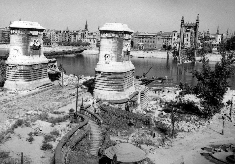 Состояние в 1945 году