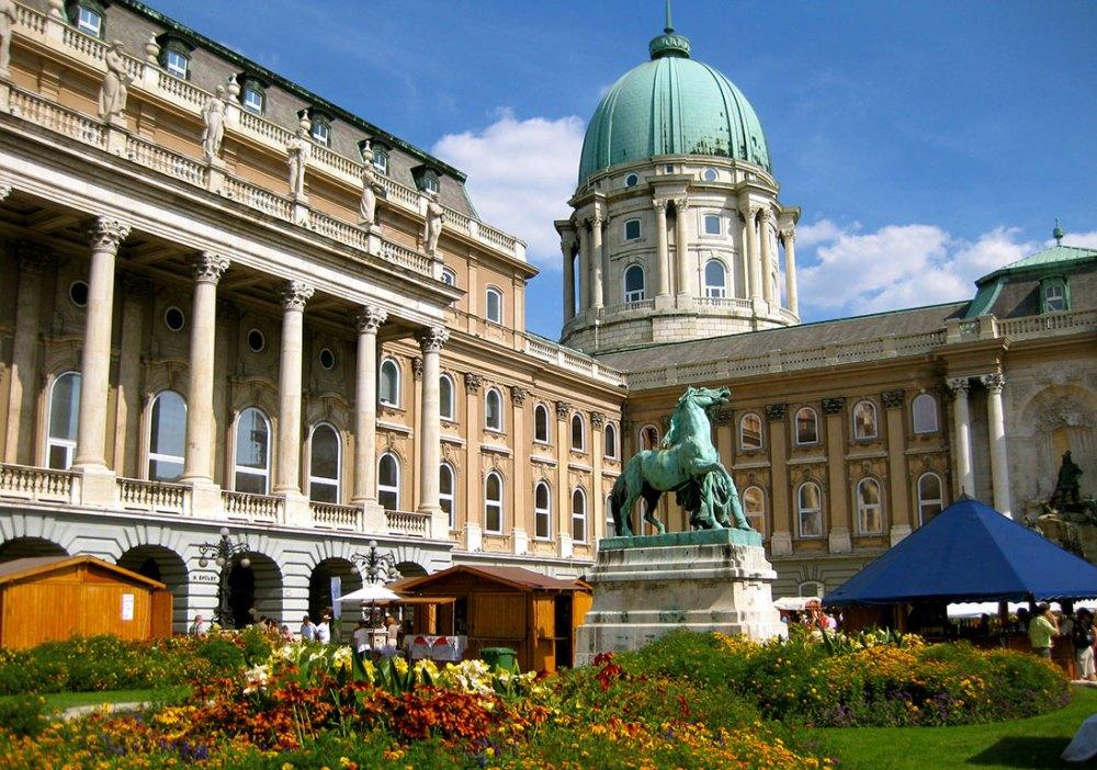 Будайский королевский дворец