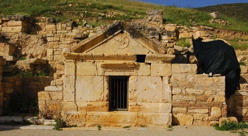 Захоронение Святого Филиппа