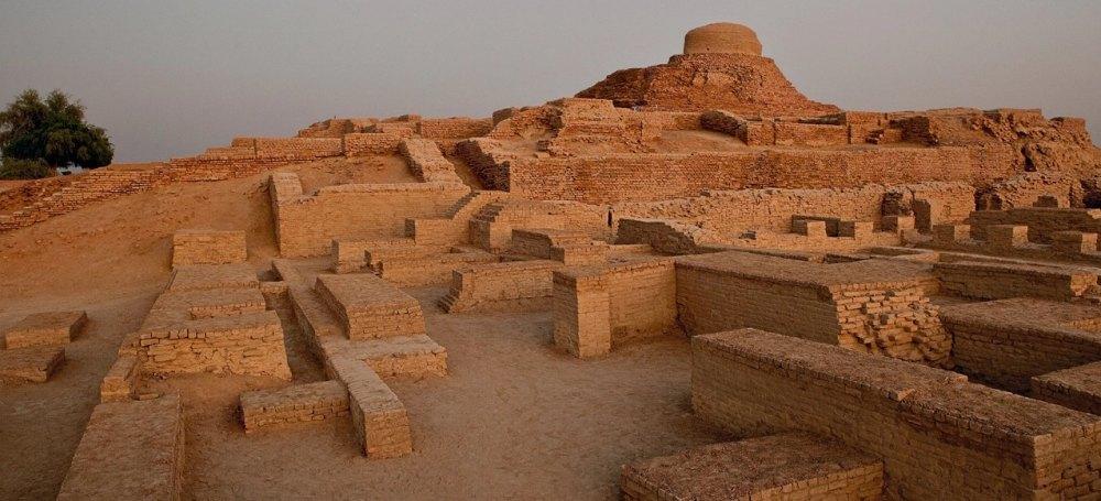 Расцвет приходится на 2500-1900 годы до н.э