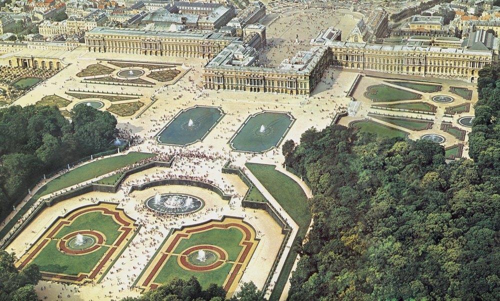 Версальский дворец и парк