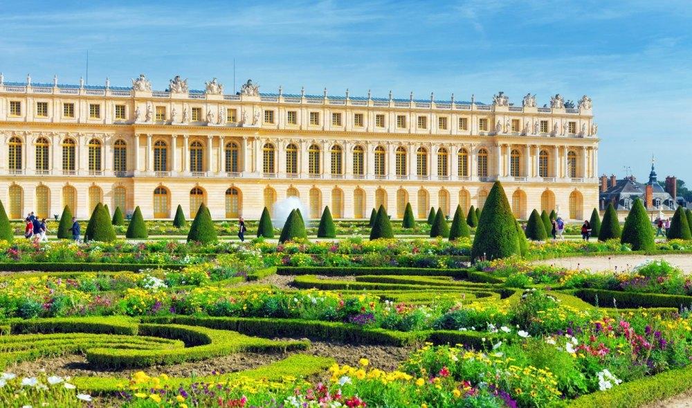Версальский дворец сегодня