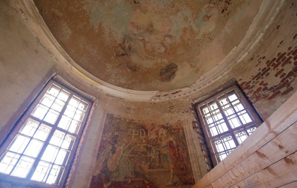 Старинные фрески