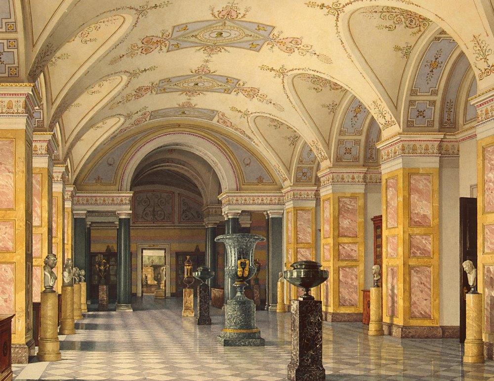Новый Эрмитаж открыли 5 февраля 1852 года