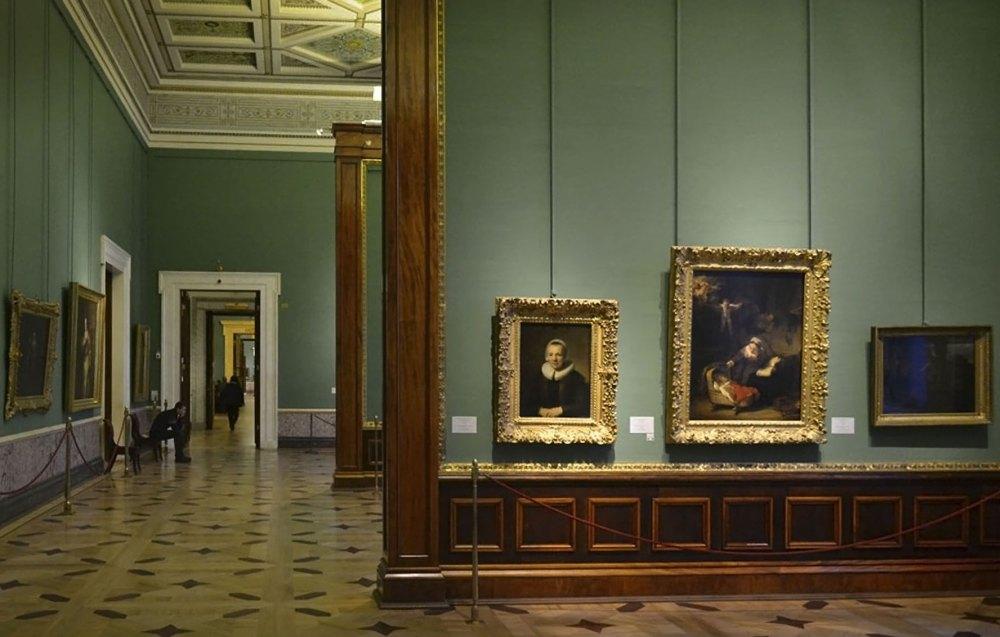 Зал Рембрандта