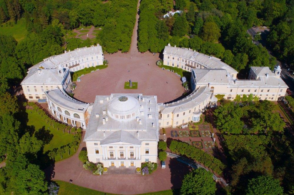 Павловский дворец и парк