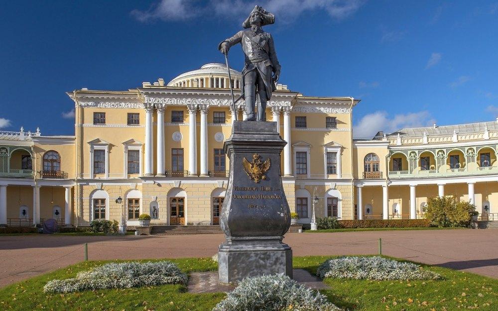 Монумент в честь Павла I