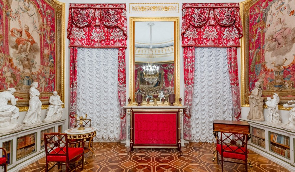 Библиотека Марии Федоровны