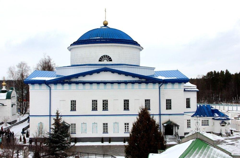 Собор в честь иконы Божьей Матери «Грузинская»