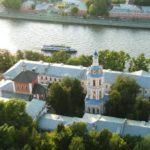 Андреевский монастырь в Москве