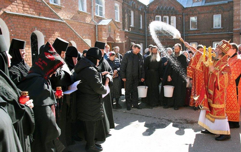 Празднование Пасхи