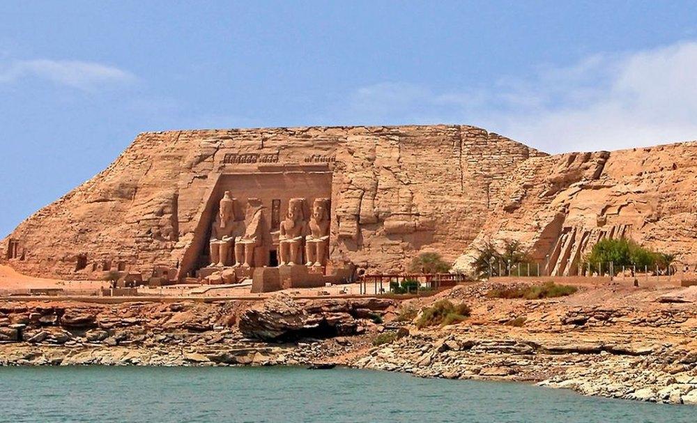 Абу-Симбел в Египте