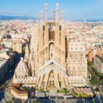 Храм Саграда Фамилия в Барселоне