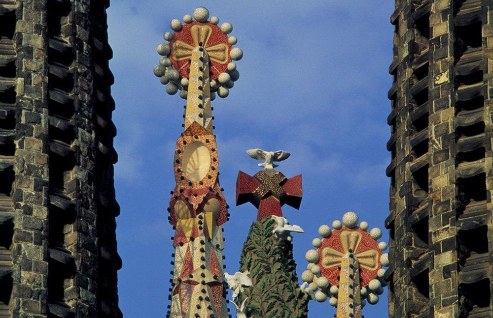 Башня креста