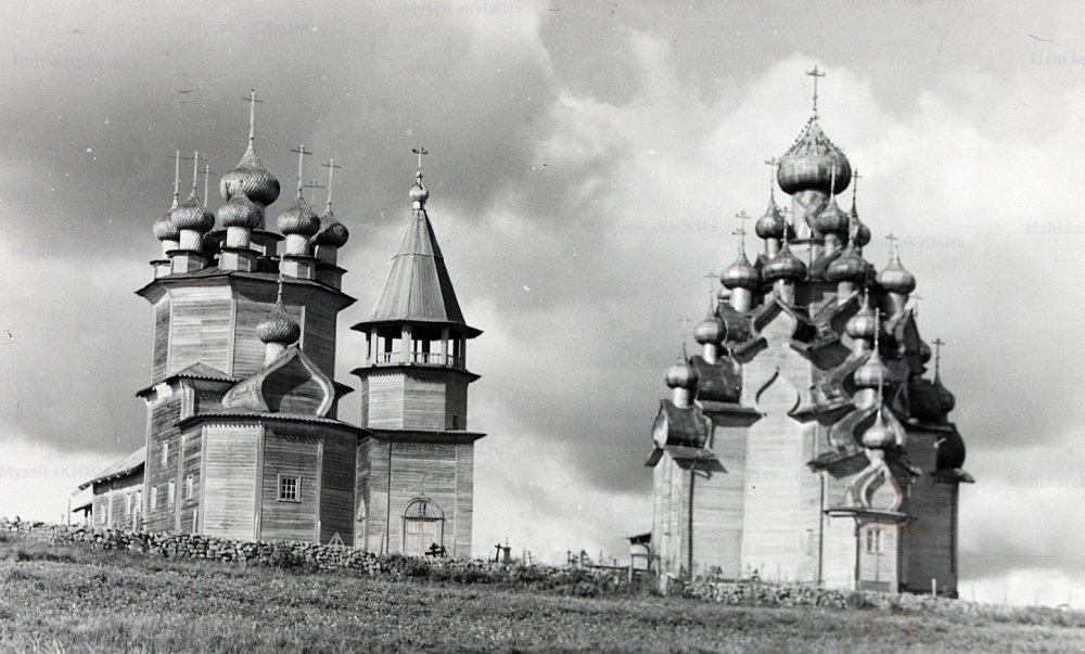 Церковь Преображения в 19 веке